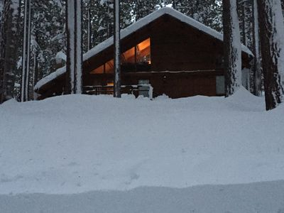Photo for Trout Creek Cabin- Never Stop Exploring   Renter Permit #63188