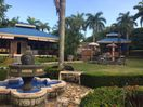 Casa Contenta and Pura Vida bungalow with pool in between. Ideal for 2 couples