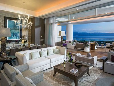 Photo for Spectacular Grand Luxxe 4 Bedroom Residence with golf, massage, Platinum status