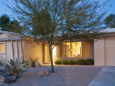 Photo for Golf Course & Spectacular Mountain Views...all from your serene backyard!