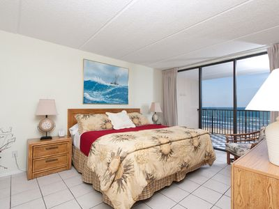 Photo for 2 bedroom beach and Laguna Madre views