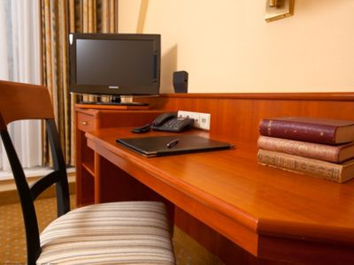 """Photo for Double room - Hotel """"Geheimer Rat"""""""