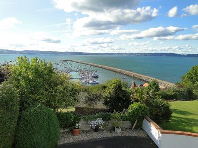 Photo for Gold award-winning property with stunning views of Brixham harbour and Torbay.
