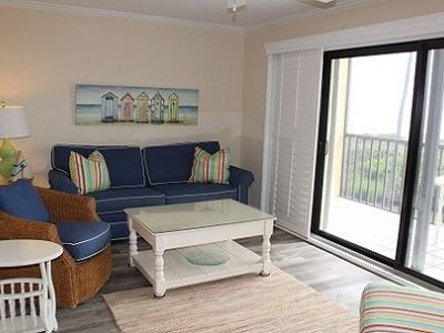 Photo for Ocean's Reach - Unit 3X2 - Directly Beachfront!