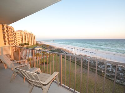Photo for 2 BR 2 BA Quiet East End of Pcb Spectacular Views Low Rates