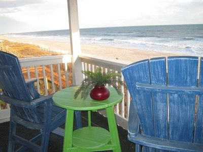 Photo for Great Oceanfront Condo Close to Everything!