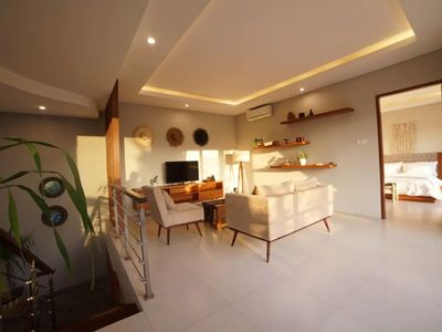 Photo for Modern Contemporary 1 Bedroom Usage Villa in Seminyak, Newly Refurbished