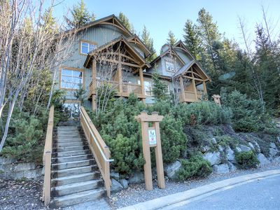 Photo for Mountain Star~Luxury High End Slopeside Town homes with Private Hot Tubs.