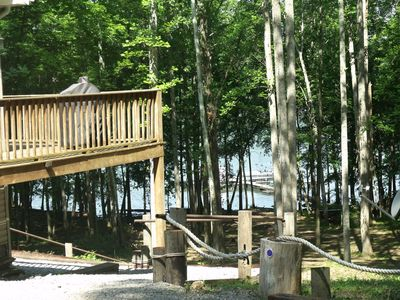 Photo for Your family fun begins here,  Driftwood Retreat