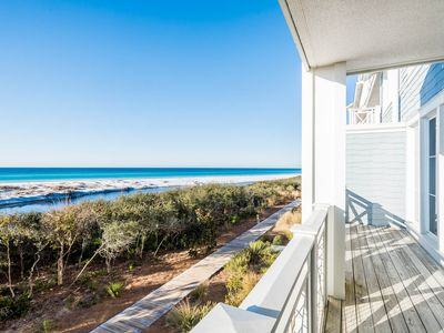 Photo for Executive Access Home! Watersound Gulf Front Condo, Sleeps 6!