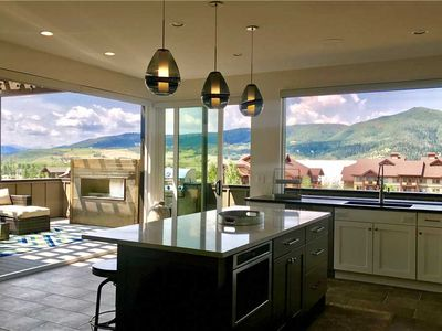 Photo for Brand New 4 Bedroom Flat Tops Home in Desirable Wildhorse neighborhood, Summer Views of Town