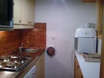 Photo for Apartment Méribel, 1 bedroom, 6 persons