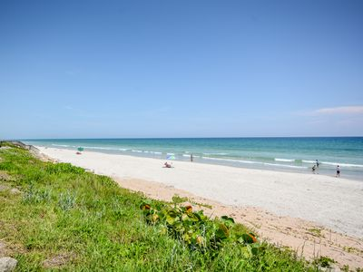 Photo for Direct oceanfront, ground floor condo! Chadham-by-the-Sea 111
