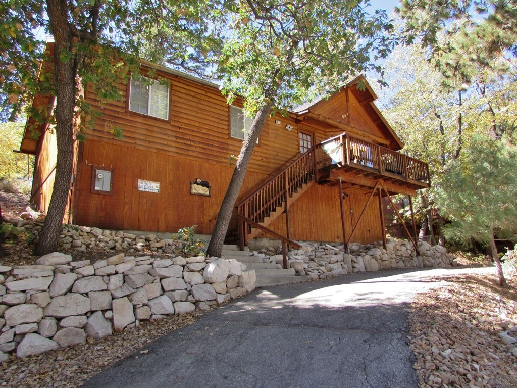 A Classic And Secluded Big Bear Cabin Full Homeaway