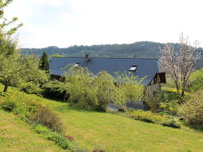 Photo for Cottage in the heart of the Morelle valley - Near Honfleur