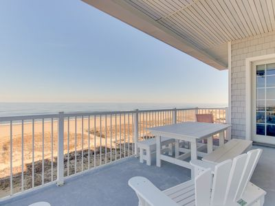 Photo for Atlantic View Penthouse 415 - Oceanfront Getaway with Amazing Ocean Views!
