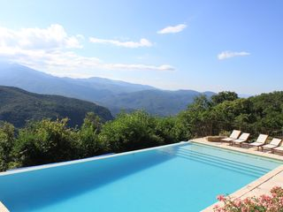 Mas soubiranne 66400 ceret mountain retreat near ceret on for Pool design rules