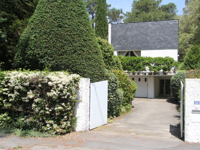 Photo for In the heart of La Baule, house with friends or family - 600m beach