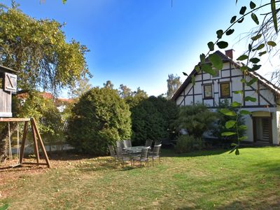 Photo for Beautiful holiday home near the Edersee with large garden