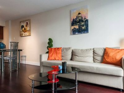 Photo for 1216·M145@DT, Cozy Decoration! great view!Gym!Step to Metro!