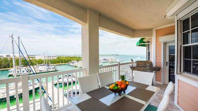 Sunset Dreams is a waterfront condo located at Sunset Marina...