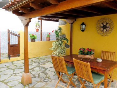 Photo for Vacation home Icod de los Vinos (ICO136) in Icod de los Vinos - 6 persons, 3 bedrooms