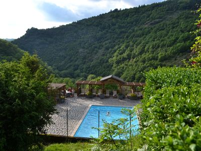 Photo for L'Oustal - 6 people - Heated swimming pool - Tennis court
