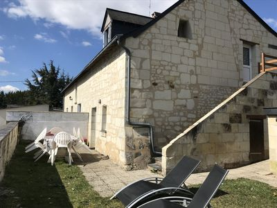 Photo for Cottage 3 * 4/6 pers. in the heart of the Loire Valley