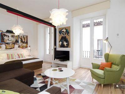 Photo for Friendly Rentals The Chueca Town apartment in Madrid