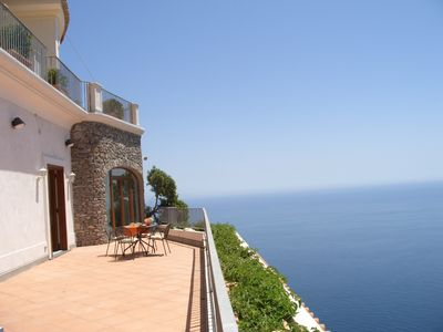Photo for Amalfi villa rental, self catered villa Amalfi Coast Italy, private villa with pool for holiday on Amalfi