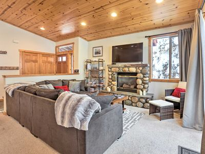 Photo for NEW-Tahoe Donner Resort Condo-6mins to Donner Lake