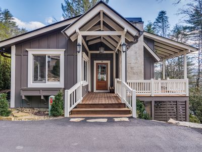 Photo for Cozy Cottage - Walk to the Center of Cashiers