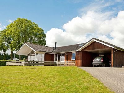 Photo for Vacation home Grønninghoved Strand in Sjølund - 10 persons, 4 bedrooms