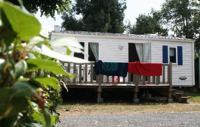 Photo for Camping Le Panoramic *** - Cottage Mercury 3 Rooms 4 Persons