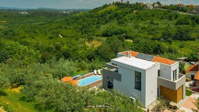 Photo for Modern villa with private pool near Umag