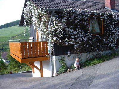 Photo for 1BR Apartment Vacation Rental in Schuttertal