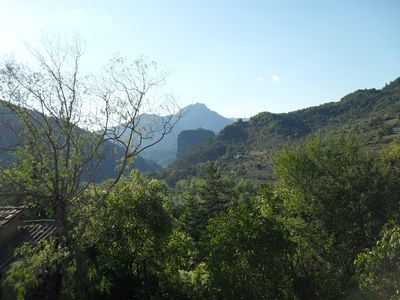 Photo for Semi detached house with garden in the gorges du verdon