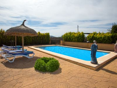 Photo for Holiday home Los Olivos, ideal for groups and families