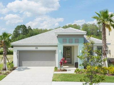 Photo for 4-bedroom house w/ private pool  - great location