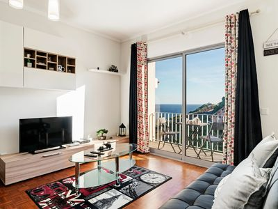 Photo for Palm Tree Flat in Madeira, Portugal