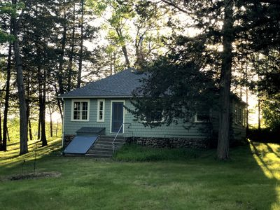 Photo for Lake Sylvia Cottage in the Woods