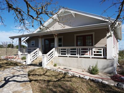 Photo for Lookout Hill Cottage | Wonderful Views | Near Luckenbach