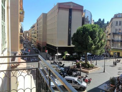 Photo for Friendly apartment with nice balcony: ideal for couples