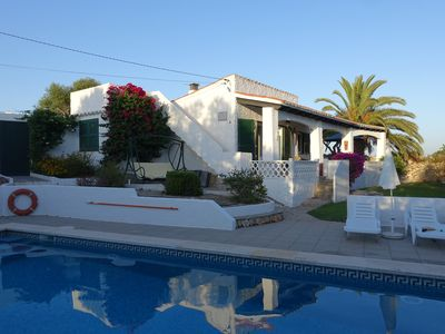 Photo for SEPT OCT  DISCOUNTS! >CHARMING VILLA, NEAR BEACH, BIG POOL,  VIEWS, WIFI, 3 BR