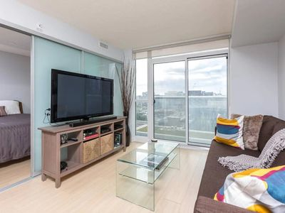 Photo for NOVA SUITE ⭐(16) CITYPLACE 1 BD⭐, MTCC, CN Tower