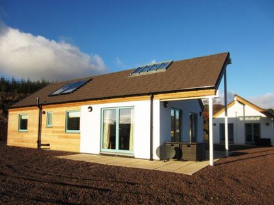 Photo for An Cala is a contemporary home boasting views over the loch near Portavadie Marina