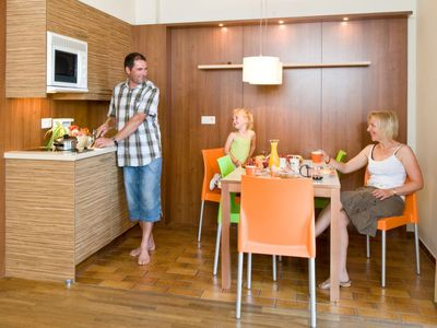 Photo for Apartment Sonnenresort Maltschacher See in Maltschacher See - 4 persons, 1 bedrooms