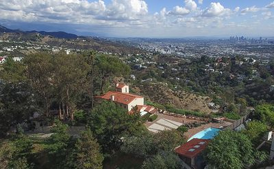 Photo for A Spanish Style House in the sky with amazing 360 degree view of Los Angeles !