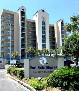 Photo for **NO HAUL TO THE BEACH***  2/2 DIRECT GULF FRONT, STEPS FROM THE BEACH