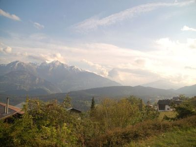 Photo for Apartment Val Pintga in Flims - 6 persons, 3 bedrooms